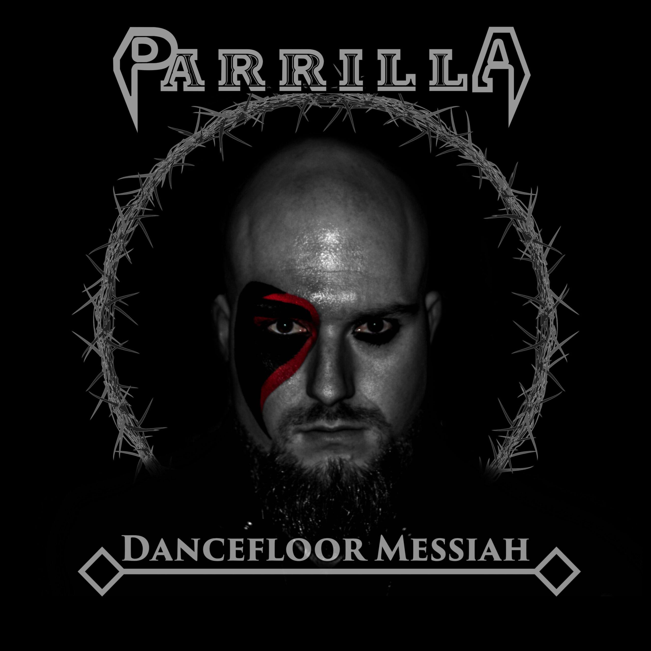 Front Cover of the Dancefloor Messiah EP