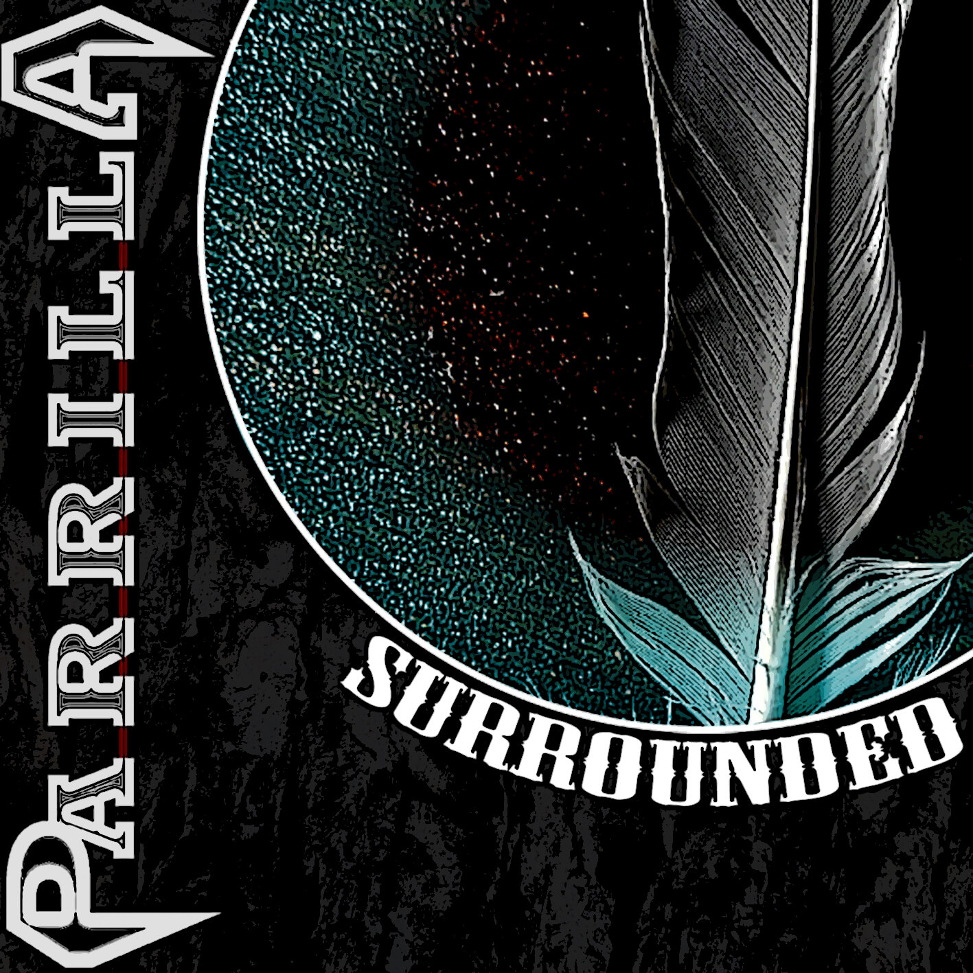 Surrounde cover used for the single of the song in 2019